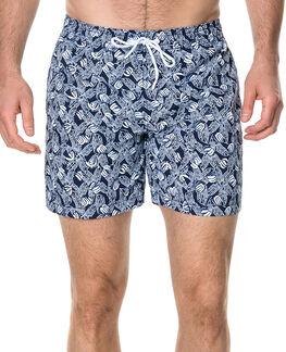 Lakeswood Swim Short, DEEP BLUE, hi-res