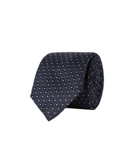 Grafton Way Tie, MARINE, hi-res