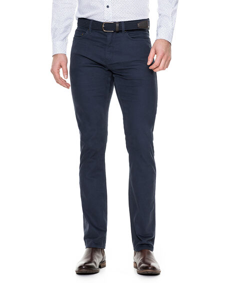 Fencourt Straight Pant, MIDNIGHT, hi-res
