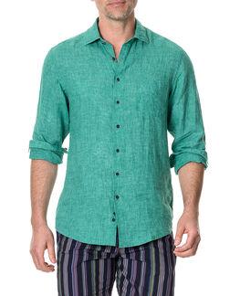 Roverbend Sports Fit Shirt/Jungle XS, JUNGLE, hi-res