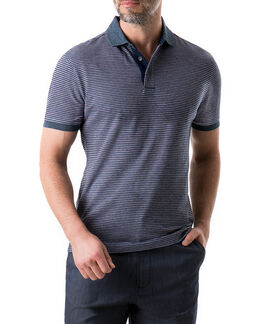 Glencoe Sports Fit Polo/Eclipse XS, ECLIPSE, hi-res