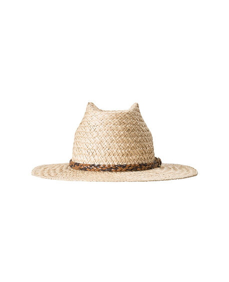 Flagstaff Road Straw Hat, , hi-res