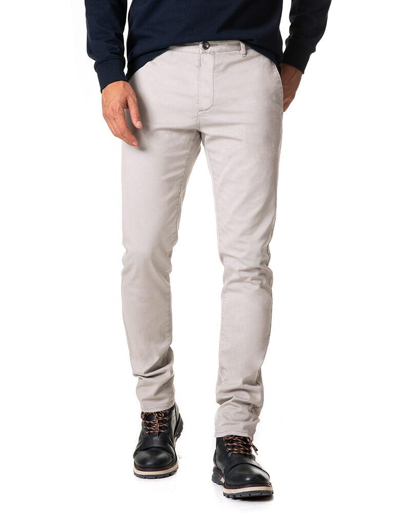 Essentials Mens Skinny-fit Broken-in Chino Pant