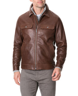 Huntsbury Jacket/Cocoa XS, COCOA, hi-res