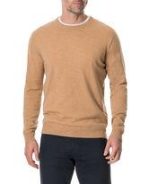 Queenstown Sweater, CEDARWOOD, hi-res