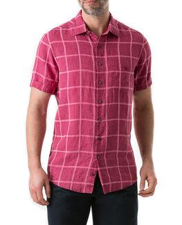 New Windsor Shirt, MAGENTA, hi-res