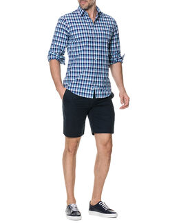 Larson Sports Fit Shirt/Seagrass XS, SEAGRASS, hi-res