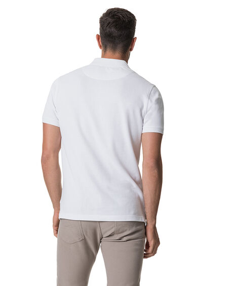 The Gunn Polo, WHITE, hi-res