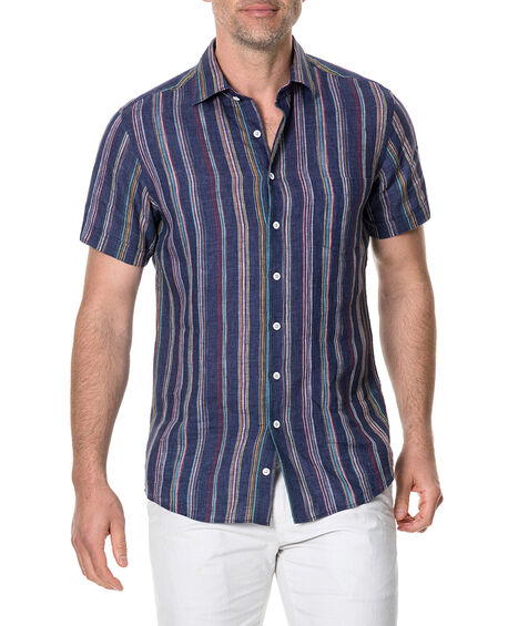 Harveys Flat Sports Fit Shirt, , hi-res