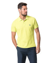 The Gunn Polo Personalised, CITRON, hi-res