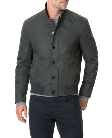 Masons Flat Jacket, OLIVE, hi-res