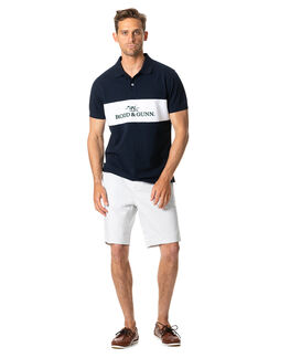 Ealing Sports Fit Polo/True Navy XS, TRUE NAVY, hi-res