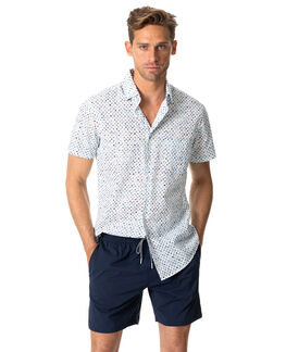 Greenstreet Sports Fit Shirt, IVORY, hi-res