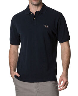 The Clearwater Polo Personalised/Midnight LG, MIDNIGHT, hi-res