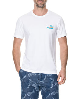 Beachville Sports Fit T-Shirt /Snow XS, SNOW, hi-res