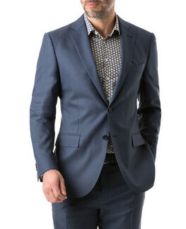 Somerset Tailored Jacket/Blue Graphite 36R, BLUE GRAPHITE, hi-res