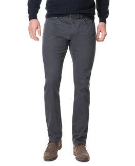 Adams Flat Straight Pant, SLATE, hi-res