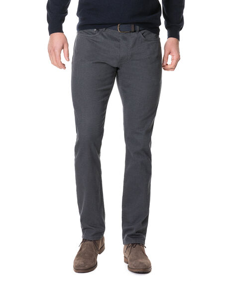 Adams Flat Straight Pant, SLATE, hi-res