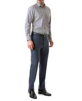 Greville Sports Fit Shirt/Royal XS, ROYAL, hi-res
