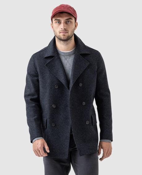 Horsham Downs Coat, CHARCOAL, hi-res