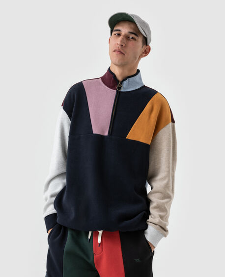Wnwn Popover Sweat, ASSORTED, hi-res