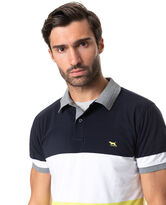 Brandor Sports Fit Polo, NAVY, hi-res