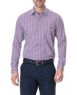 Chisholm Shirt, ROSE, hi-res