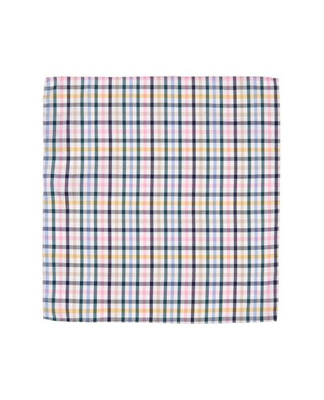 Devonshire Rd Pocket Square/Honeydew 1, HONEYDEW, hi-res