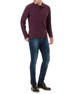 Derbyshire Slim Fit Jean/Rl Denim 30, DENIM, hi-res