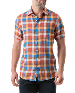 Carrick Shirt/Ochre XS, OCHRE, hi-res