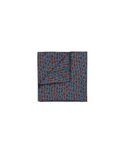 Garfield Street Pocket Square/Sea 0, SEA, hi-res