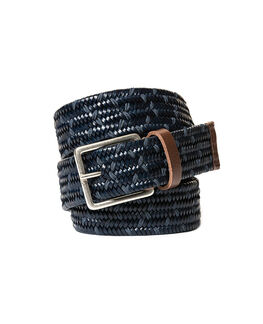 Norwood Road Belt, NAVY, hi-res
