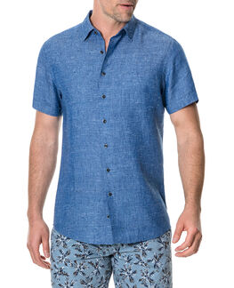 Haven Sports Fit Shirt/Marine XS, MARINE, hi-res