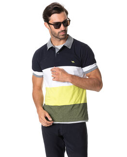 Brandor Sports Fit Polo, NAVY, hi-res