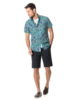 Collins Bay Sports Fit Shirt/Jungle XS, JUNGLE, hi-res