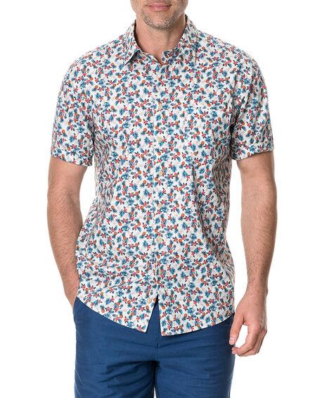 Kuri Bush Sports Fit Shirt, SAND, hi-res