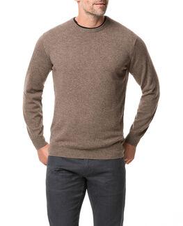 Queenstown Sweater, BARK, hi-res