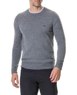 Gala Street Sweater, SMOKE, hi-res