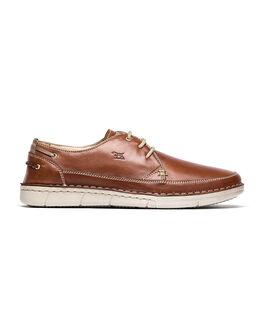 Haskell Bay Shoe/Wood 41, WOOD, hi-res