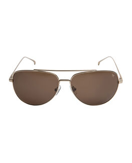 The Spire Sunglasses/Gold ONE SIZE, GOLD, hi-res