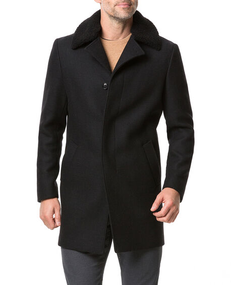 Upton Fells Coat, ONYX, hi-res