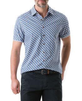 Amritsar Shirt/Bluebell XS, BLUEBELL, hi-res