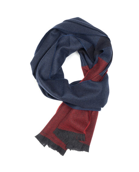 Eighth Avenue Scarf, ROYAL, hi-res