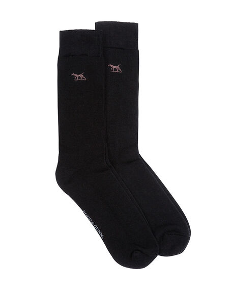 Mallard Two Pack Sock, ONYX, hi-res