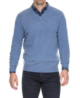 Inchbonnie Sweater, BLUESTONE, hi-res