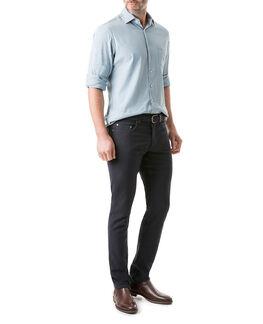 Scarborough Sports Fit Shirt/Chambray XS, CHAMBRAY, hi-res