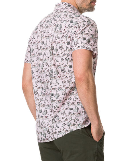 Ferry Landing Sports Fit Shirt, DUSTY ROSE, hi-res