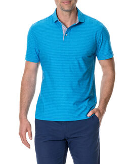 Gainford Sports Fit Polo, MALIBU, hi-res