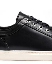 Aria Lace-Up Sneaker, NERO, hi-res