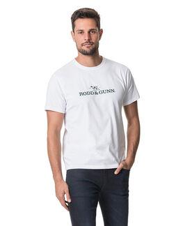 Logo T-Shirt, SNOW, hi-res